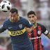 En un partido polémico, Boca empató con San Lorenzo y conservó la ventaja en la cima del torneo