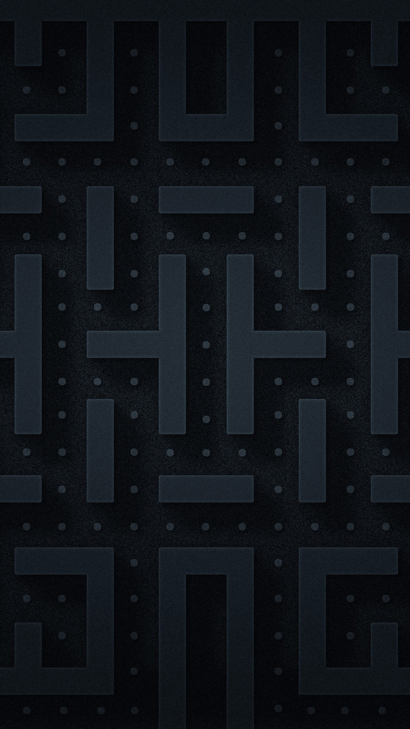 black maze pacman wallpaper dark