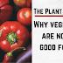 O paradoxo das plantas: por que os vegetais não são bons para você.