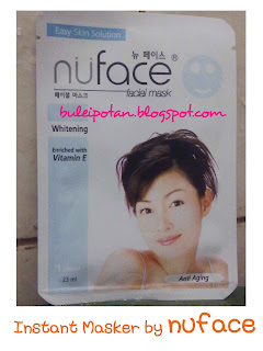 manfaat NUFACE Facial Mask