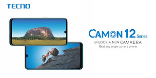Image result for tecno camon 12 pro