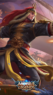 Yi Sun-Shin Major General Rework Heroes Marksman of Skins