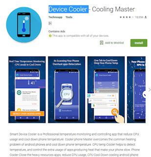 Device Cooler Cooling Master