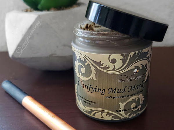 Bee All Natural Clarifying Mud Mask Review