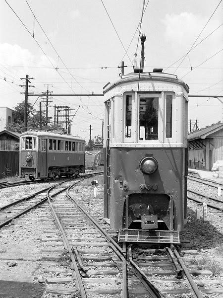 地方私鉄 1960年代の回想: 花巻温泉郷行きの馬面電車