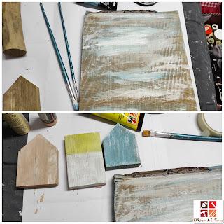 diy artesanía con madera