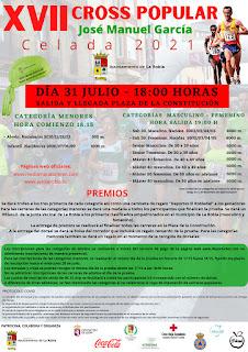 Cartel Cross La Robla 2021