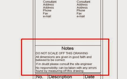 Creating Standard Sheet Notes & Disclaimers - Revit 2015 – Cadline