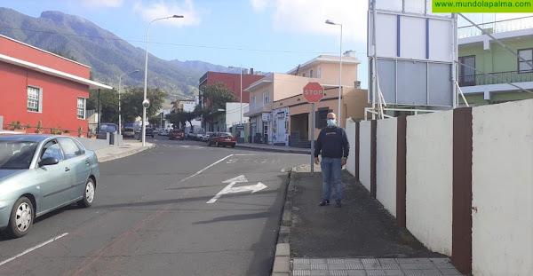 El Ayuntamiento de Los Llanos de Aridane mejorará el acceso al barrio de Las Rosas