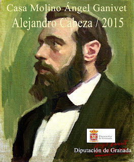 Retrato de Ángel Ganivet