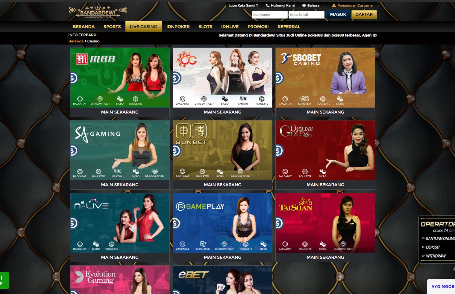 Poker88 Asia - Dewa Poker 88, Bola88, Poker Online ...