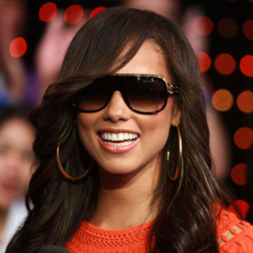 Anotherallergymom Alicia Keys Long Wavy Hairstyles For Girls