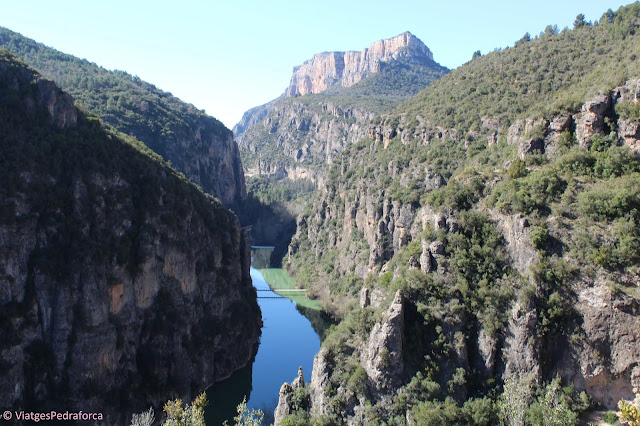 ruta senderista, Lleida, Catalunya