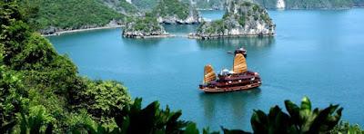 Couverture facebook: Voyage au Vietnam