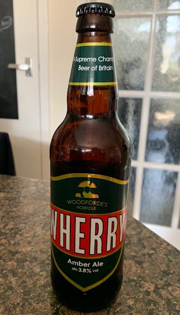 Wherry Beer Woodforde