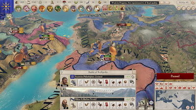 Imperator Rome Game Screenshot 8