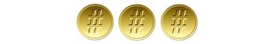 03 Medalhas #tas