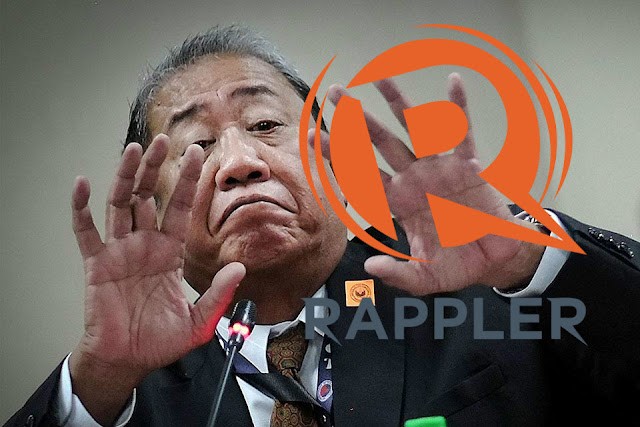 DOT Sec. Tugade slams Rappler: Check your facts!