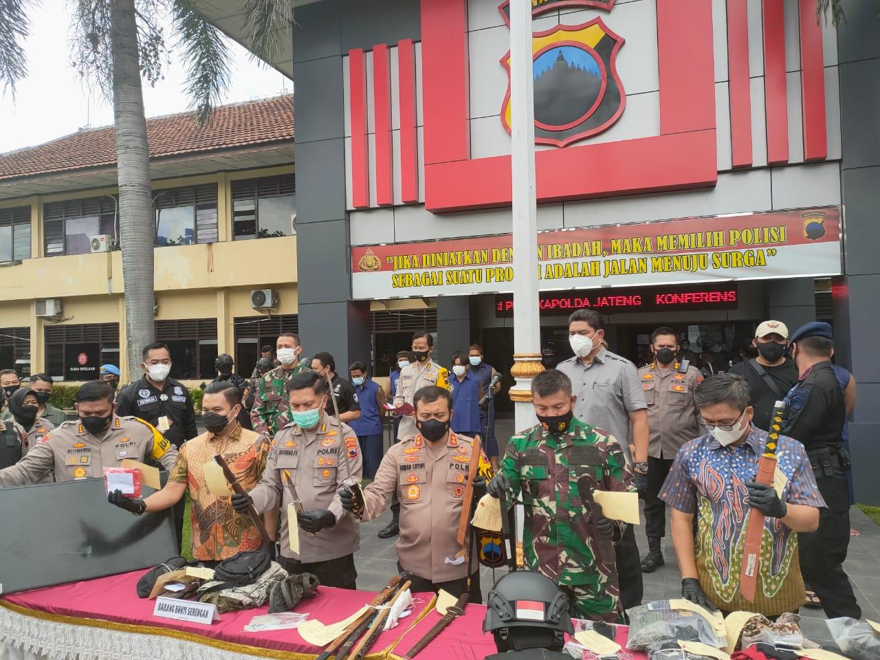 Kapolda Jateng Gunakan IT Lacak Para DPO, Aksi Premanisme Di Surakarta