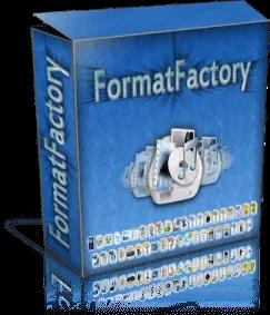برنامج-Format Factory-فورمات فاكتورى