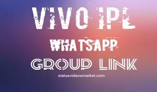 Join 500+ Vivo IPL Whatsapp Group Links 2020