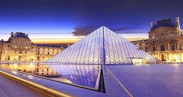 معلومات عن متحف اللوفر كل ما يخص متحف اللوفر