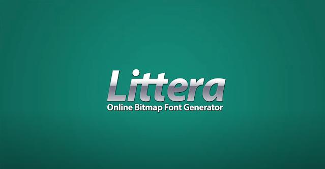 littera font