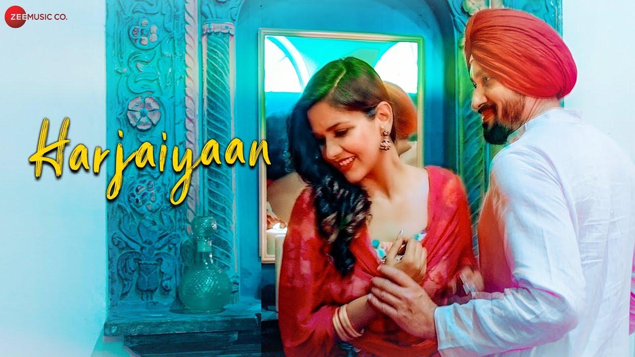 Harjaiyaan Lyrics - Ashish Sahdev & Dalljiet Kaur | Mujeeb Ul Hassan | Aamir Ali