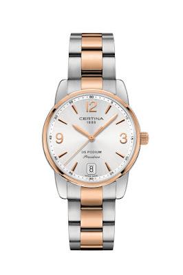 fc884c3f688 Estação Cronográfica  Com os relógios Certina e a vitória de Kris ...