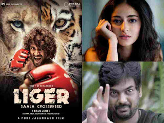 Vijay Devarakonda & Ananya Pandey's Upcoming Film Name is LIGER