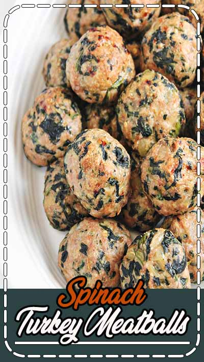 "Our children call these ""Gramby Meatballs"" because the recipe came from my dear mother-in-law. It's a great way to make spinach palatable. I usually make a triple batch, bake them all and freeze the extras for a quick meal later. —Mimi Blanco, Bronxville, New York"