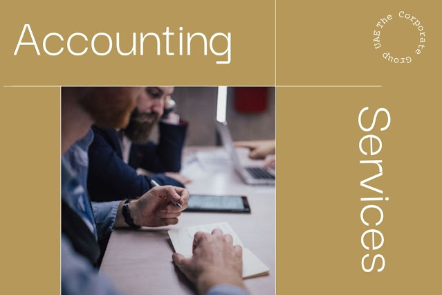 Outsource Your Business Accounting Services in Dubai