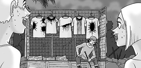 Silent Horror chap 172: Bãi biển chết chóc