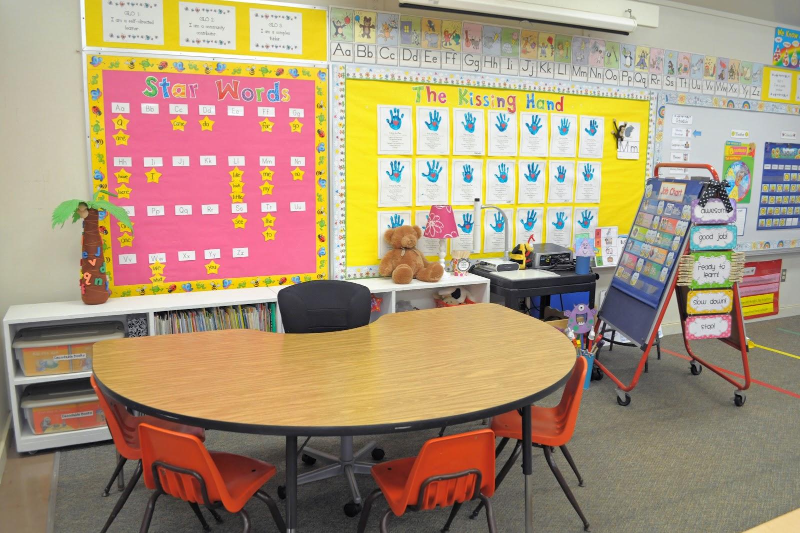 Kindergarten Class: Mrs. Ricca's Kindergarten: Classroom Tour