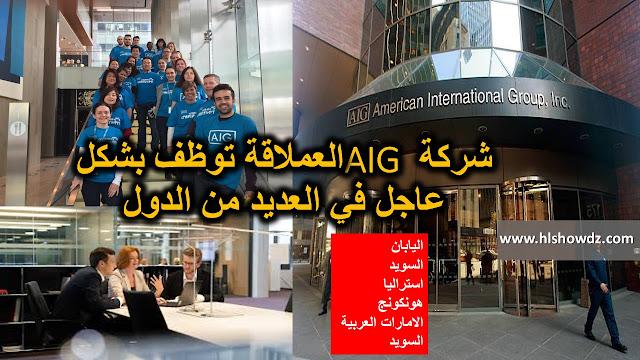 شركة AIG