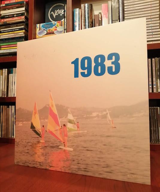 l'édition vinyle de l'album 1983 de Kölsch