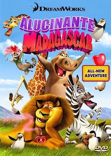 Assistir Alucinante Madagascar Dublado Online HD