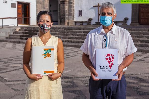 FAEP y la Fundación Isonorte firman un convenio de colaboración para potenciar la contratación de personas con dificultades de inserción