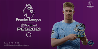 PES 2021 Mobile EPL Patch V5.4.1 Download For Android