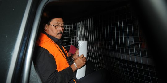 Kasus Korupsi Gubernur Kepri, KPK Sita Rp 3,5 M dan Mata Uang Asing