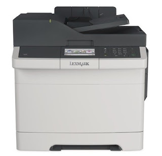 Lexmark CX410de Drucker treiber