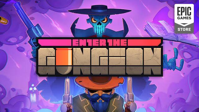 Enter the Gungeon: Αποκτήστε το εντελώς δωρεάν