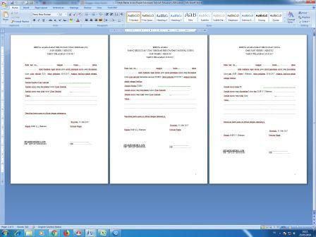 Arsip Kantor Download File Dokumen Gratis Contoh Berita Acara