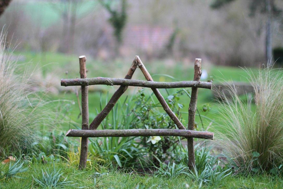 Le Jardin Des Poussins: Inspiration Hivernale En Noisetier