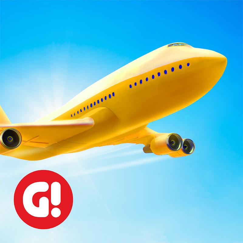 Airport City: Airline Tycoon v7.5.13 Apk Mod [Dinheiro Infinito]