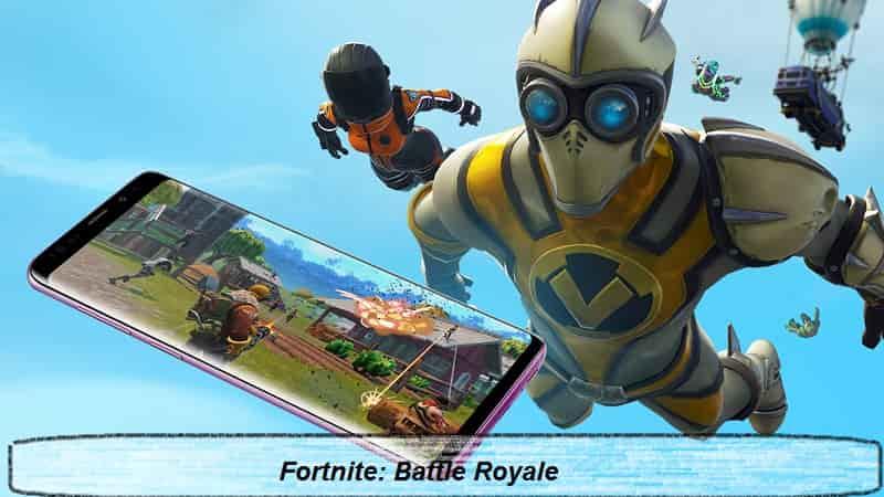تحميل لعبه ورت نايت  Fortnite: Battle Royale [إصدار جديد] على على أي جهاز