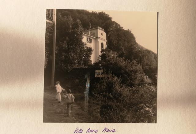 Villa Anna Maria - Ranzo, Tessin 1972