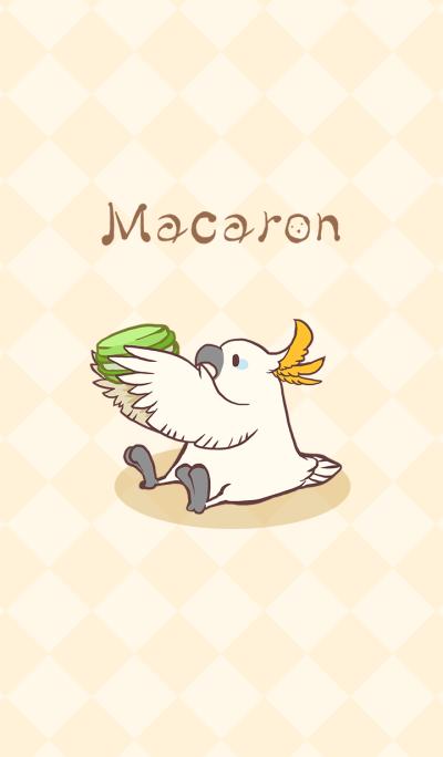 Macaron Birds