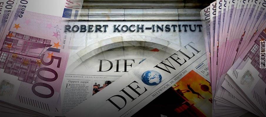 DW: Επιστήμονες εξαγοράστηκαν από την κυβέρνηση για να δικαιολογήσουν τα lockdowns