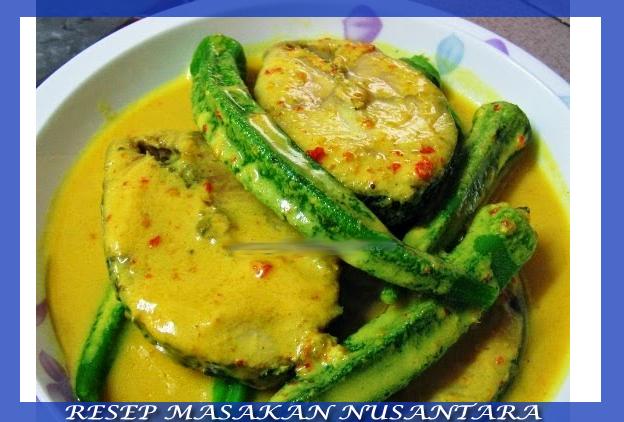 resep masakan ikan tenggiri gulai kuning kumpulan resep masakan nusantara mudah lezat  enak Resepi Ikan Tenggiri Jeruk Enak dan Mudah